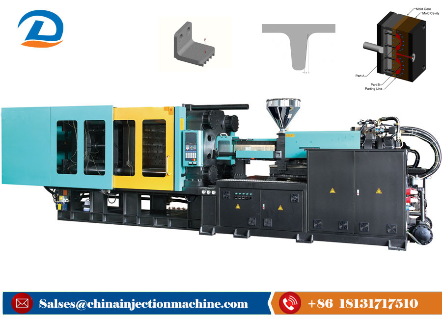 Full Automatic Three Color Soles Injection Molding Machine