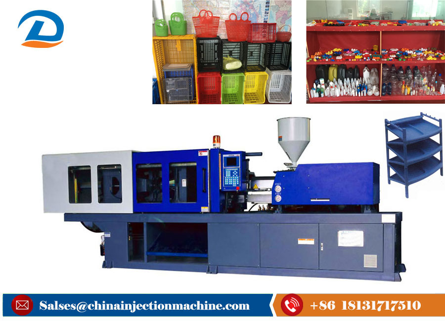 High Speed Plastic Pet Preform Injection Molding Machine