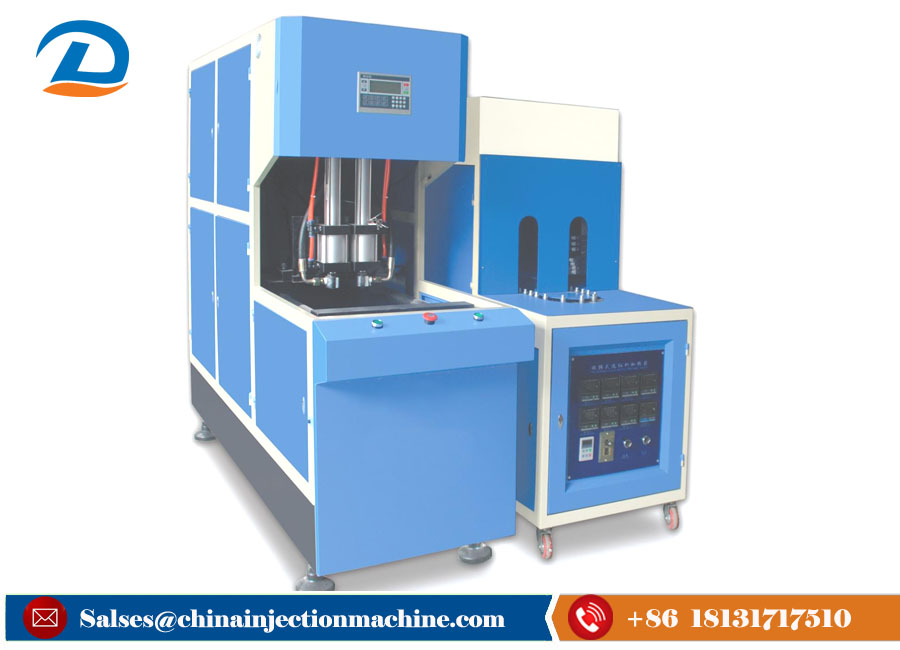 High Capacity PE PP HDPE Bottle Extrusion Blowing Molding Machine