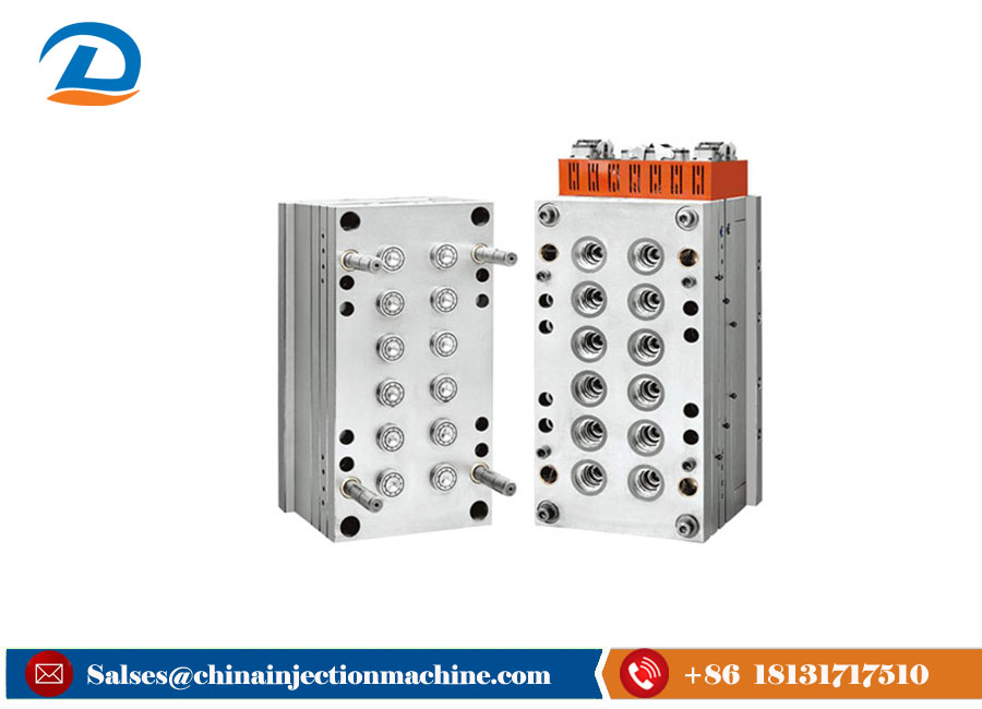 Injection Molding Machine Parts, Auto Parts, Medical Accessories Injection Mold.
