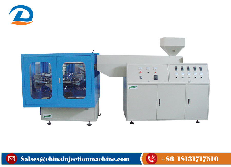 High Speed semi-automatic PE PP Bottle Blow Molding Machine / Blowing moulding machine